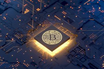 miniature bitcoin